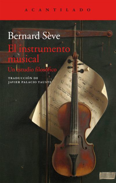 Bernard Seve - El instrumento musical pdf