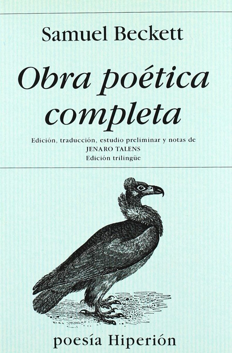 Obra poética completa - Samuel Beckett pdf