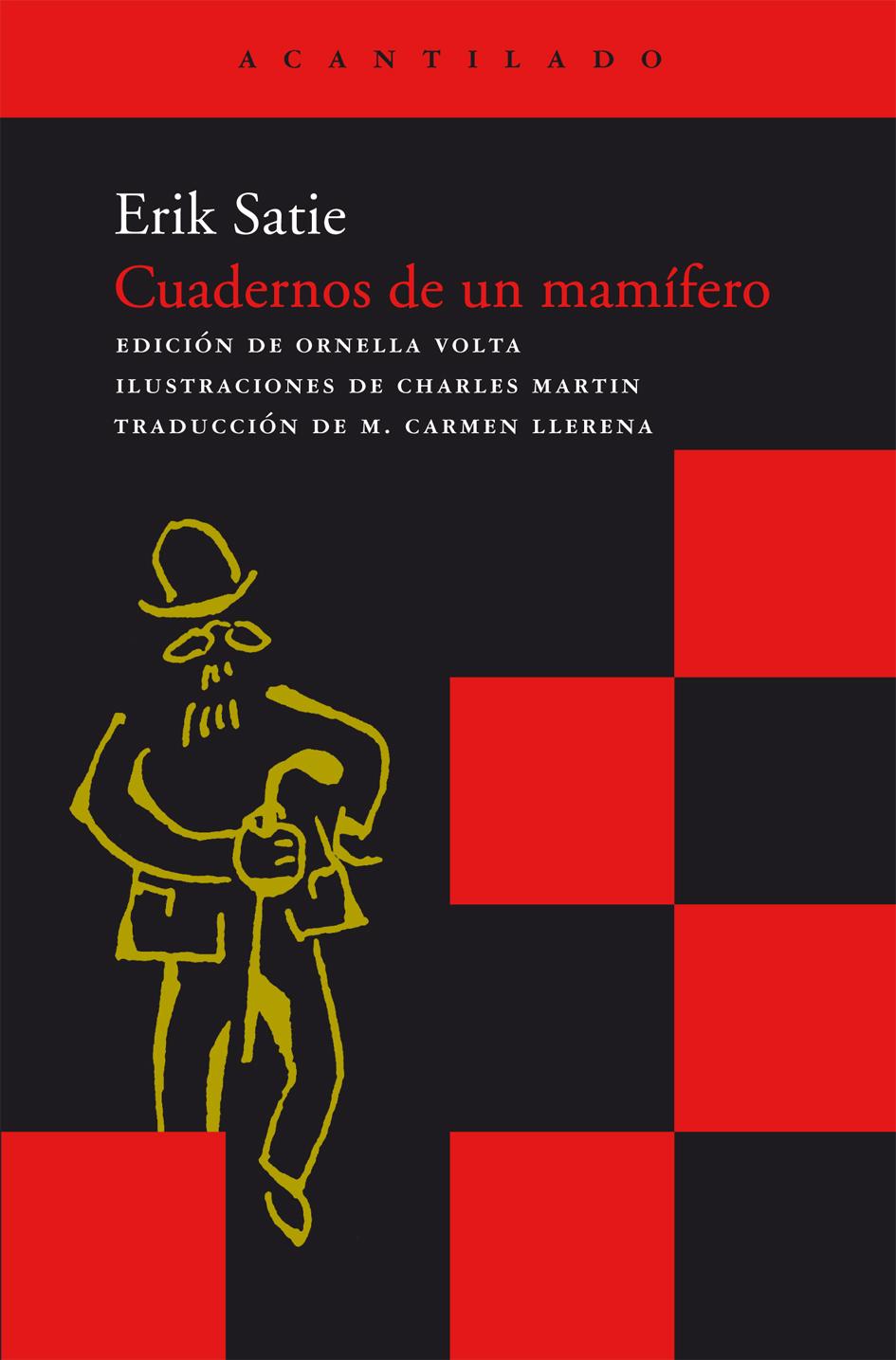 Cuadernos de un mamífero Erik Satie pdf