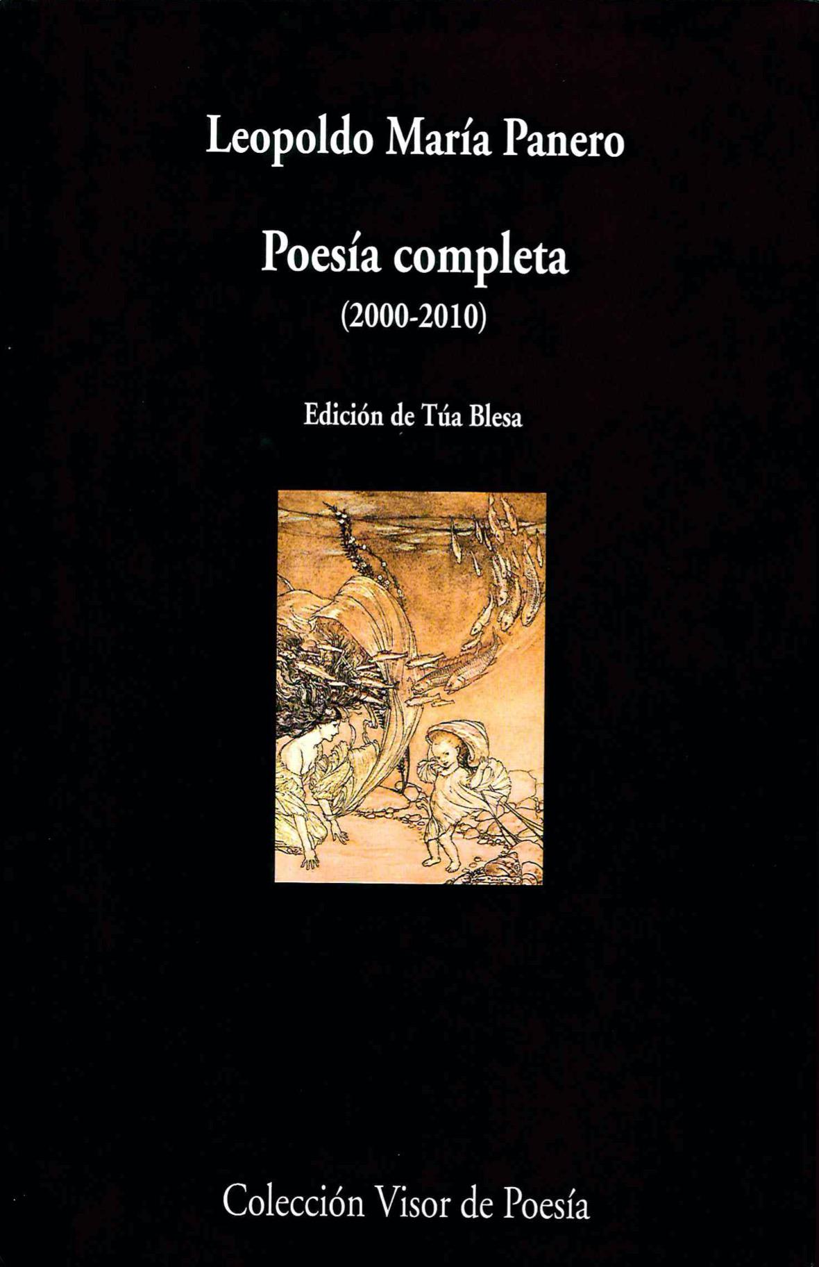 Poesía completa (2000-2010) - Leopoldo María Panero pdf