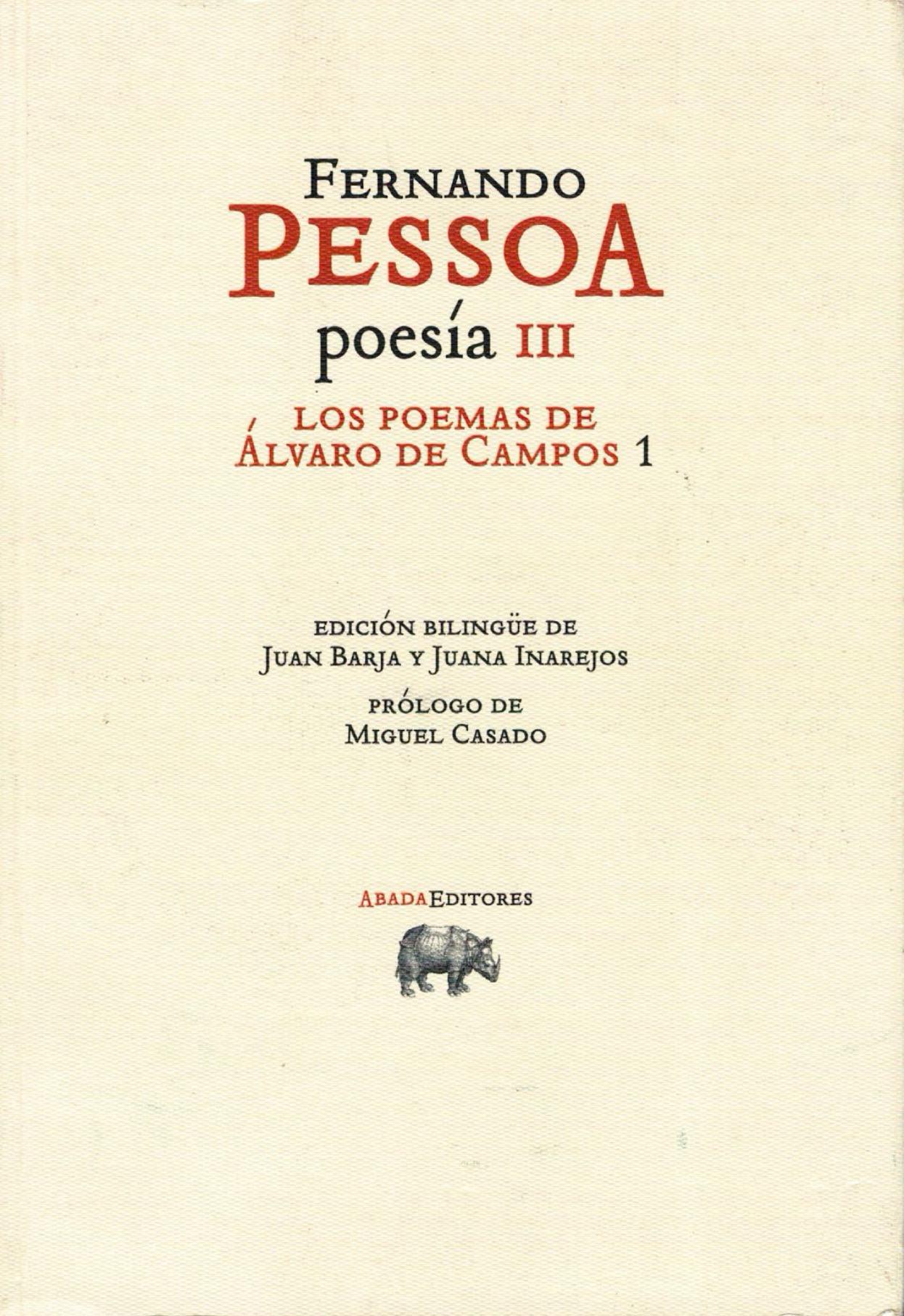 Los poemas de Álvaro de Campos 1 - Fernando Pessoa pdf