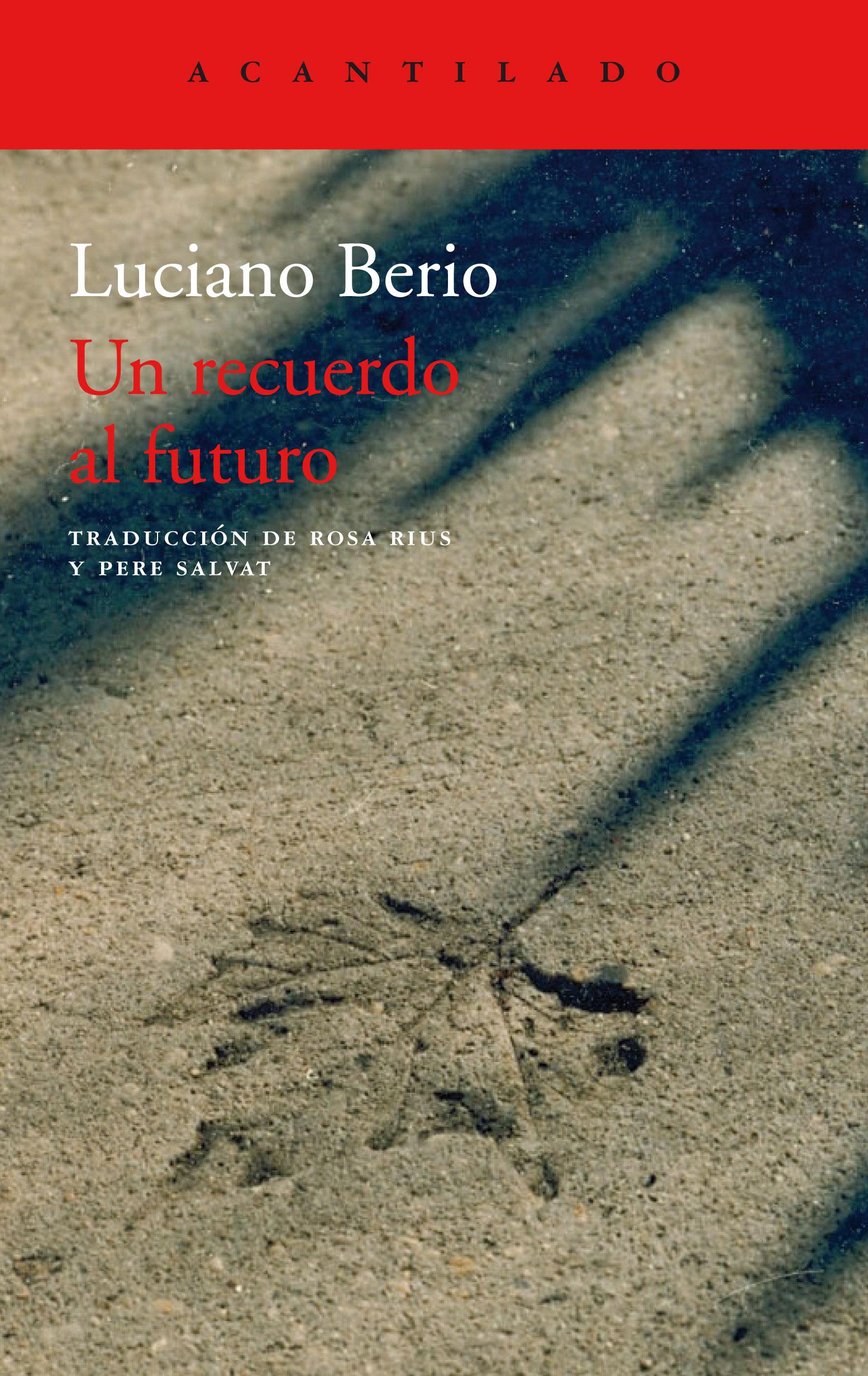 Un recuerdo al futuro - Luciano Berio pdf