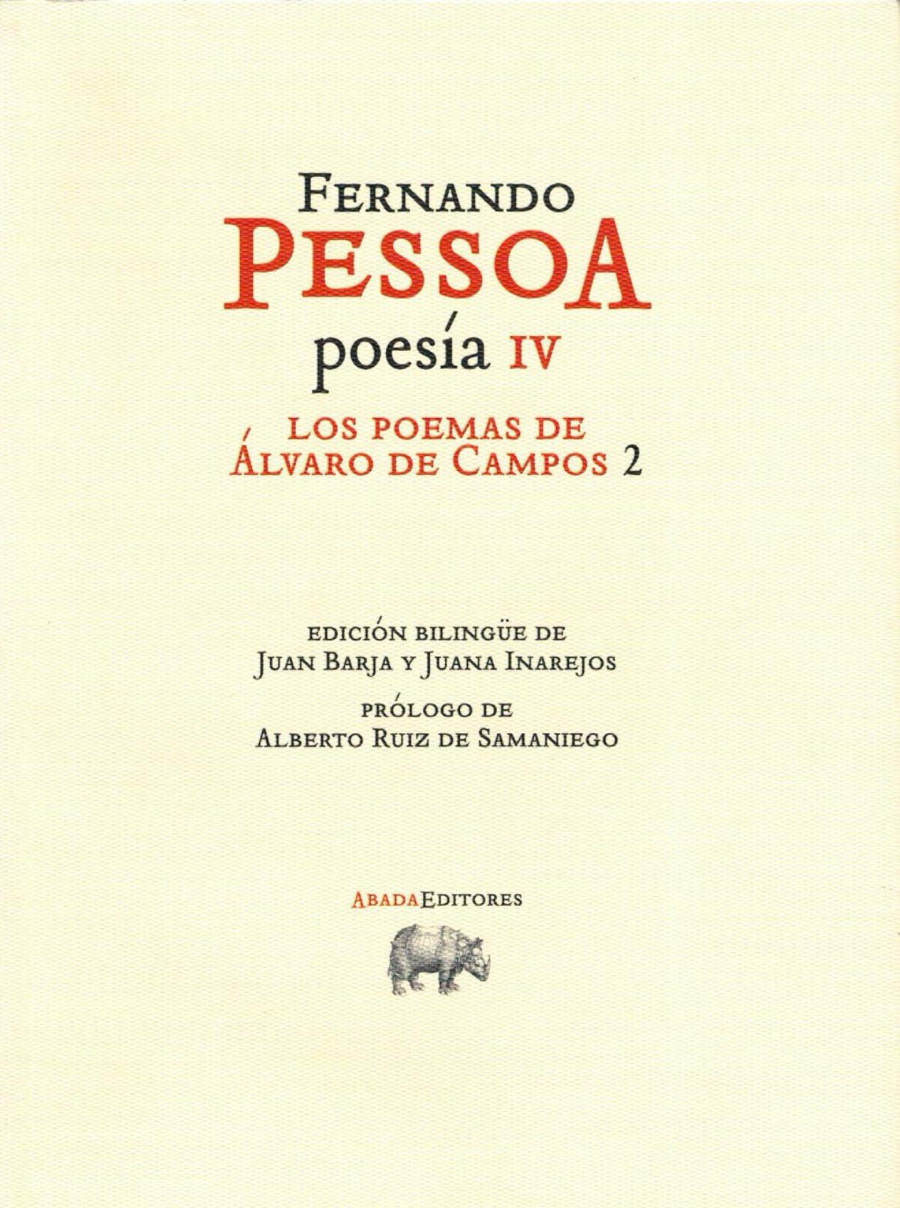 Los poemas de Álvaro de Campos 2 - Fernando Pessoa pdf