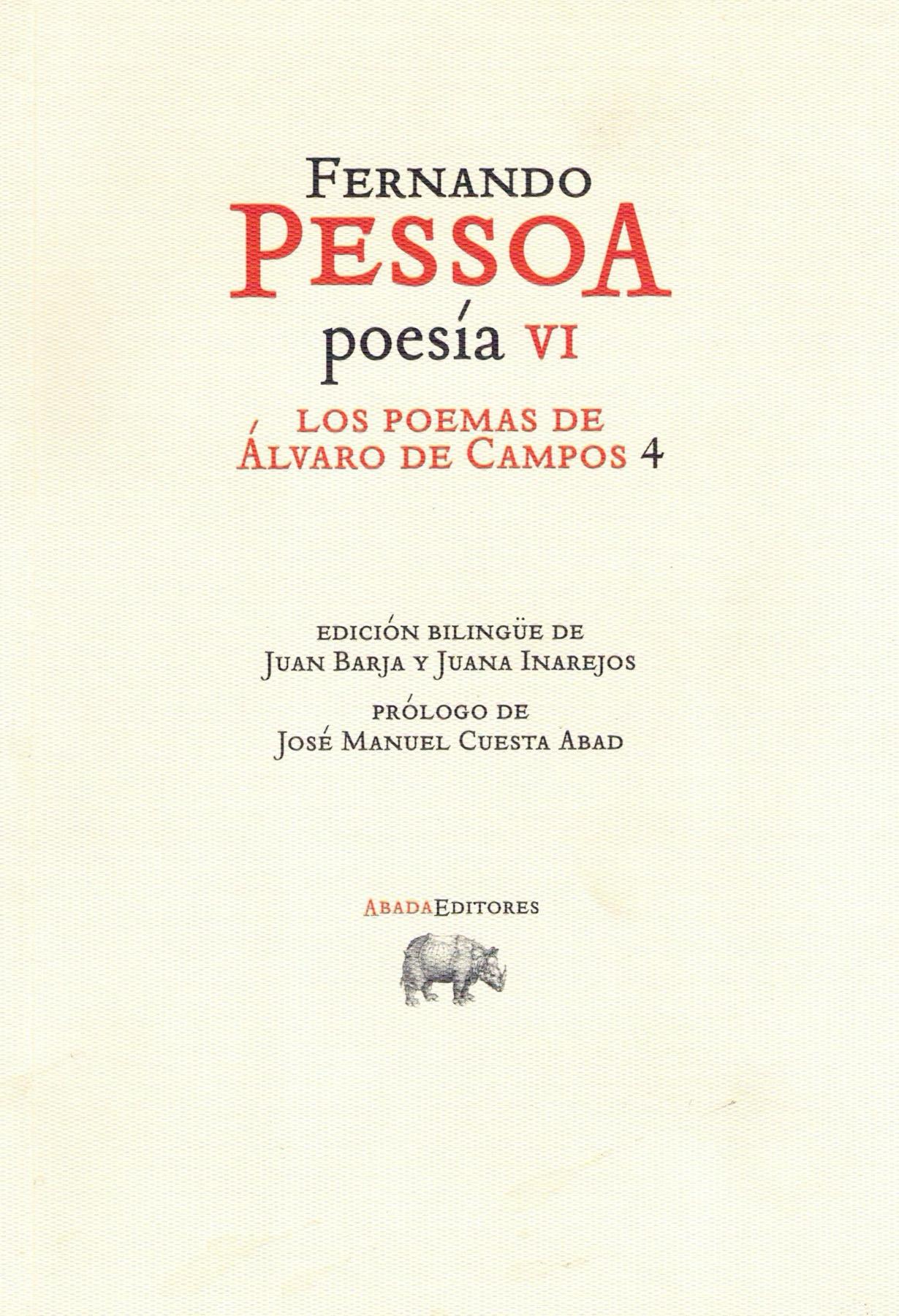 Los poemas de Álvaro de Campos 4 - Fernando Pessoa pdf