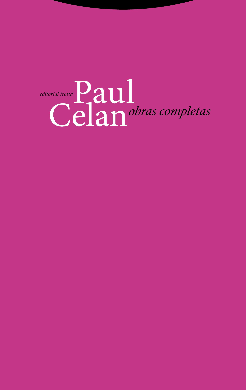 Paul Celan - Obras completas pdf