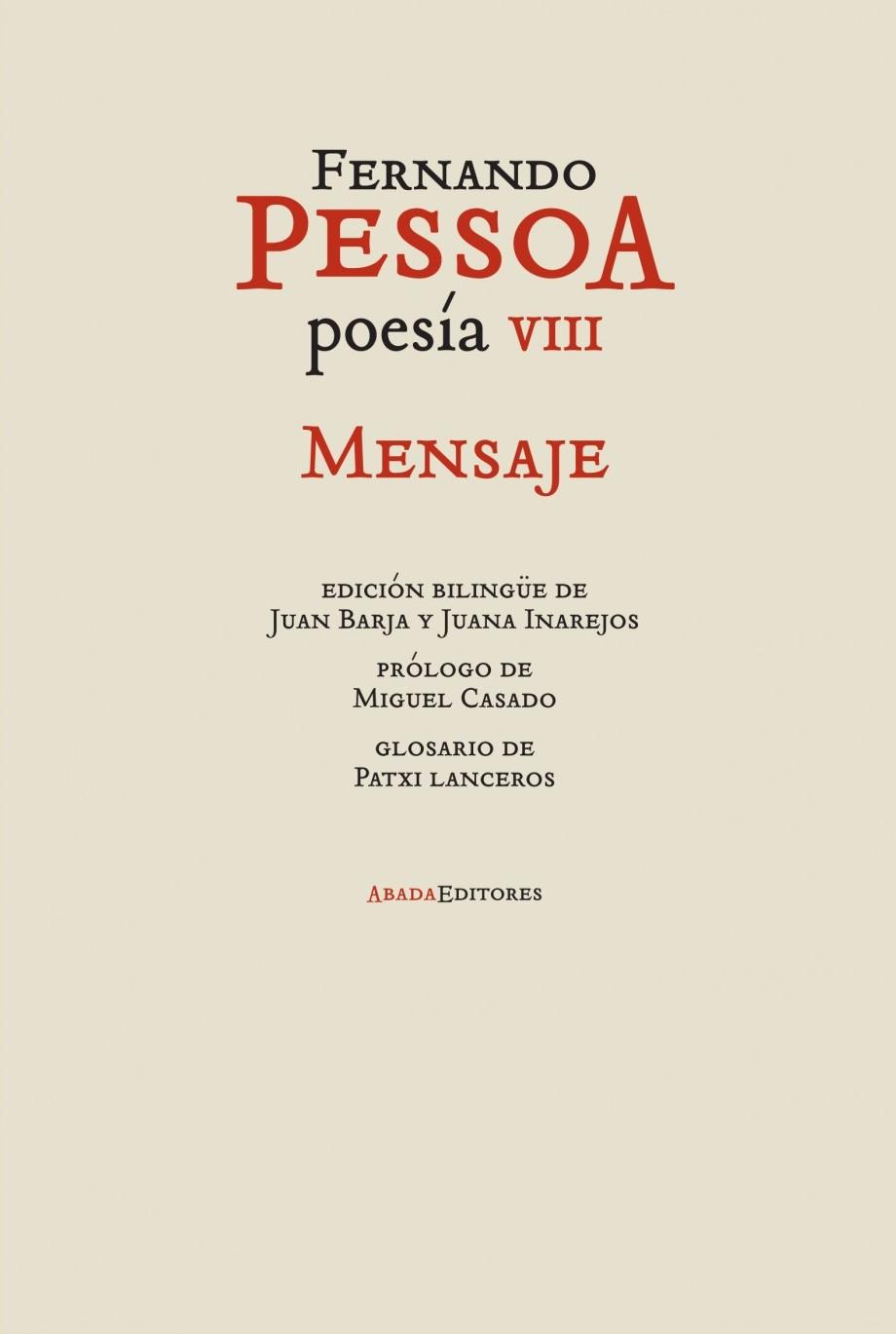 Mensaje - Fernando Pessoa pdf