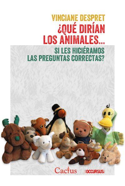 Vinciane Despret - ¿Qué dirían los animales...? pdf