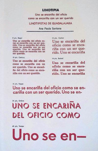 Santana, Ana Paula - Linotipia pdf