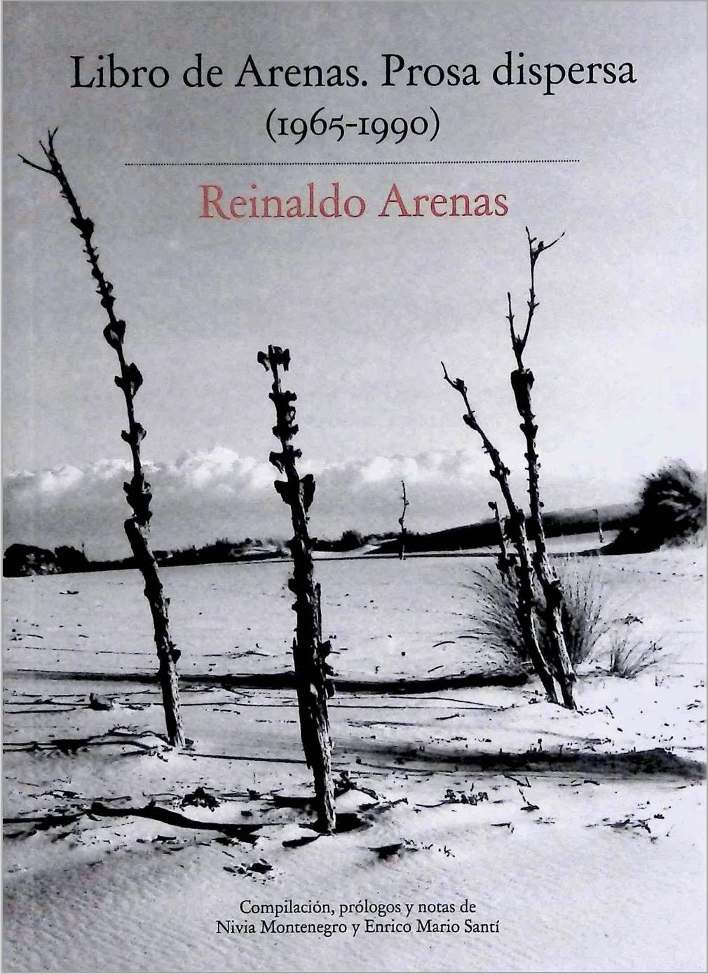 Arenas, Reinaldo - Libro de arenas. Prosa dispersa (1965 - 1990) pdf
