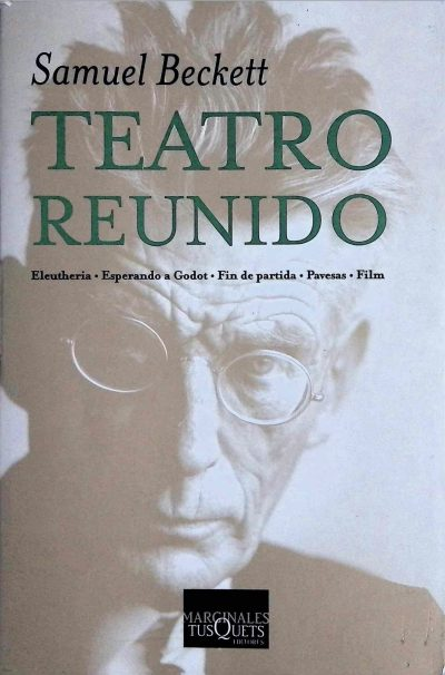 Beckett, Samuel - Teatro reunido pdf