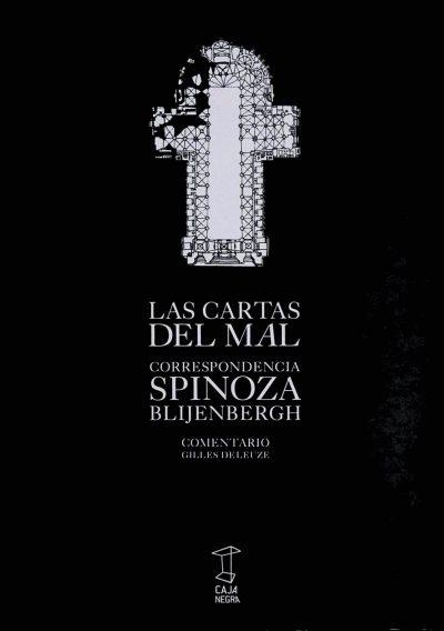 Spinoza, Baruch - Las cartas del mal pdf